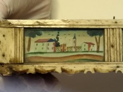 CM.1963.444 Box showing landscape