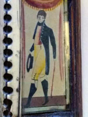 CM.1963.444 Lid, Male 01