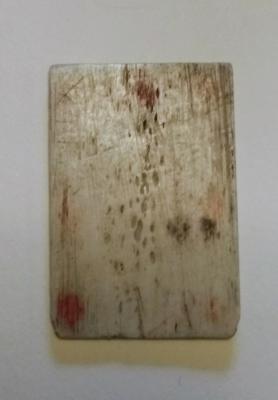 CM.1963.444 Playing card.