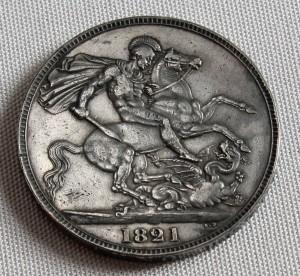 George IV Crown
